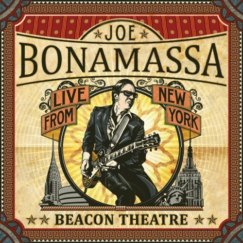 Beacon Theatre: Live from New York [CD] 6633386