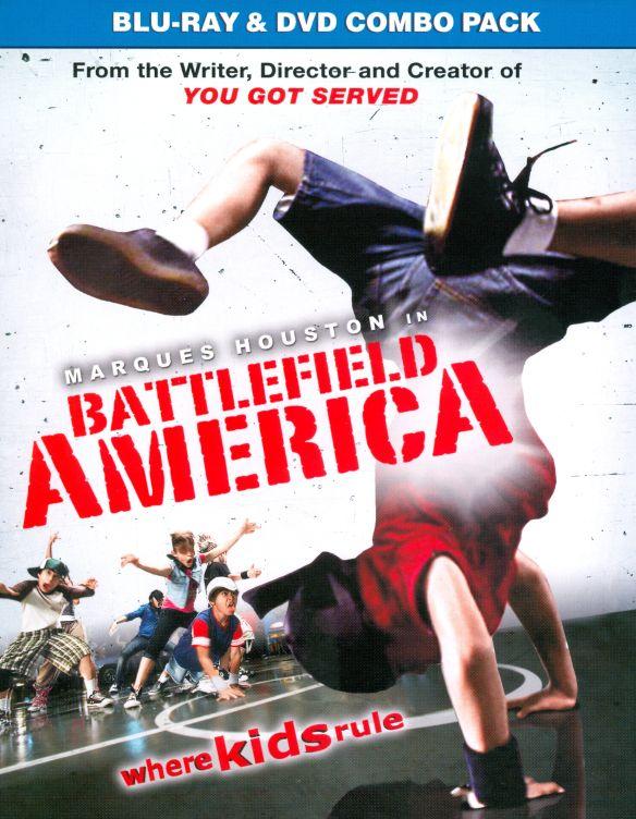 Battlefield America [2 Discs] [Blu-ray/DVD] [English] [2012] 6639098