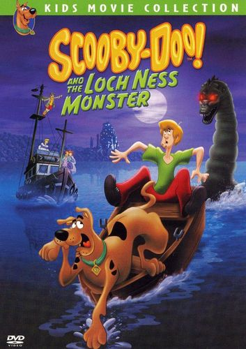 Scooby-Doo and the Loch Ness Monster [DVD] [2004] 6646873
