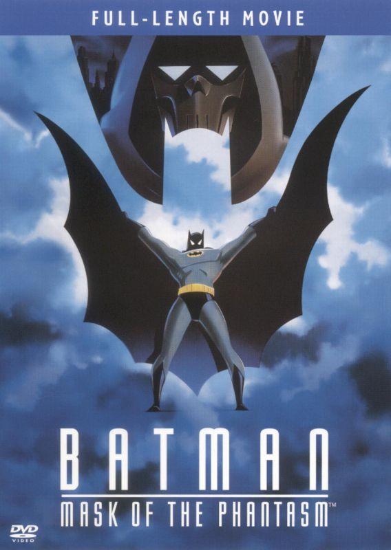 Batman: Mask of the Phantasm [DVD] [1993] 6651548