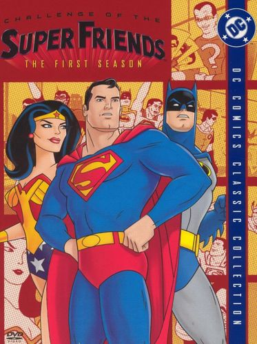 Challenge of the Super Friends: The First Season [2 Discs] [DVD] 6662113