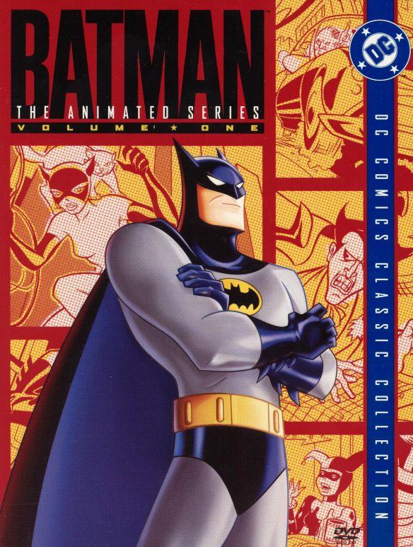 Batman: The Animated Series, Vol. 1 [4 Discs] [DVD] 6662131