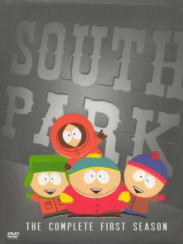 South Park: The Complete First Season [3 Discs] [DVD] 6663461