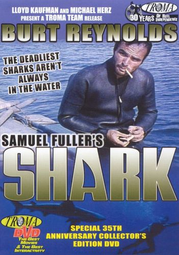 Shark [Special 35th Anniversary Collector's Edition] [DVD] [1968] 6666182