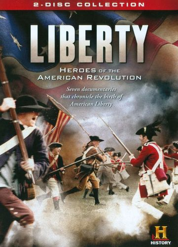 Liberty: Heroes of the American Revolution [2 Discs] [DVD] 6667187