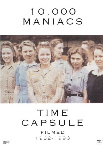 10,000 Maniacs: Time Capsule [DVD] [1990]