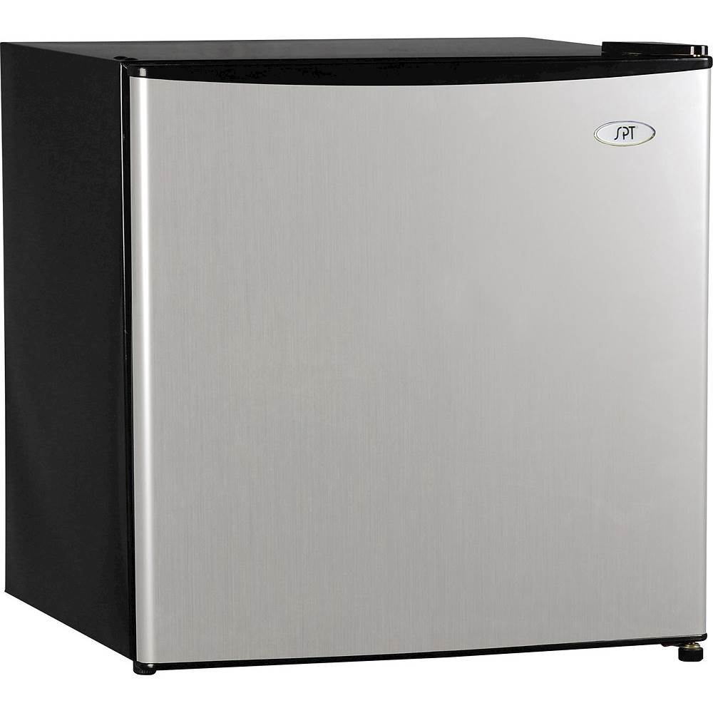 SPT RF-164SS 1.6 Cu. Ft. Compact Refrigerator Stainless Steel
