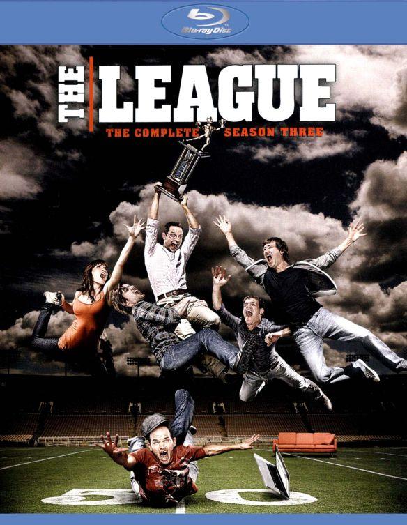 The League: The Complete Season Three [2 Discs] [Blu-ray] 6673155