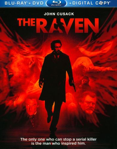The Raven [Blu-ray] [2012] 6673164