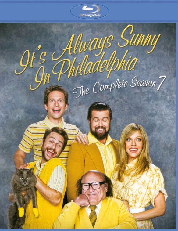 It's Always Sunny in Philadelphia: The Complete Season 7 [2 Discs] [Blu-ray] 6673182