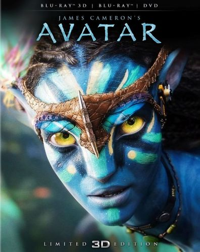 Image of Avatar [Limited Edition] [2 Discs] [3D] [Blu-ray/DVD] [Blu-ray/Blu-ray 3D/DVD] [2009]