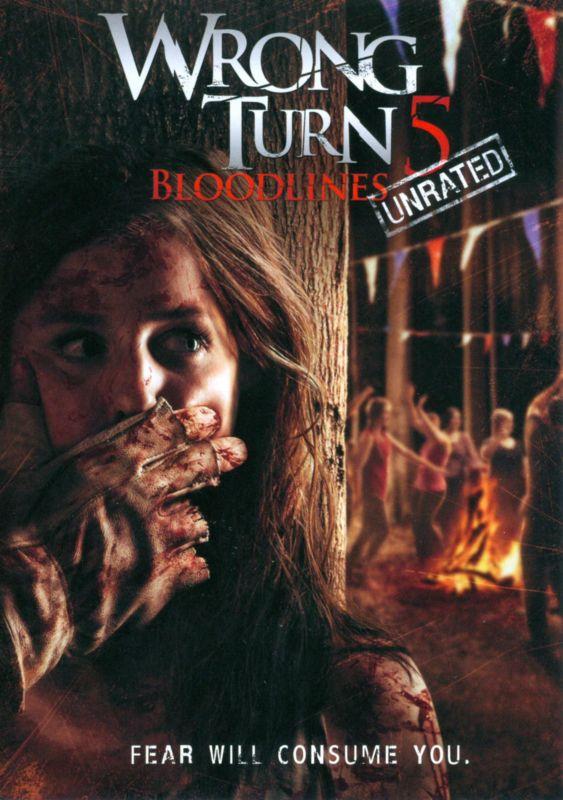 Wrong Turn 5: Bloodlines [DVD] [2012] 6673377
