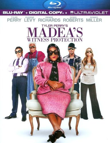 Tyler Perry's Madea's Witness Protection [Blu-ray] [2012] 6673428