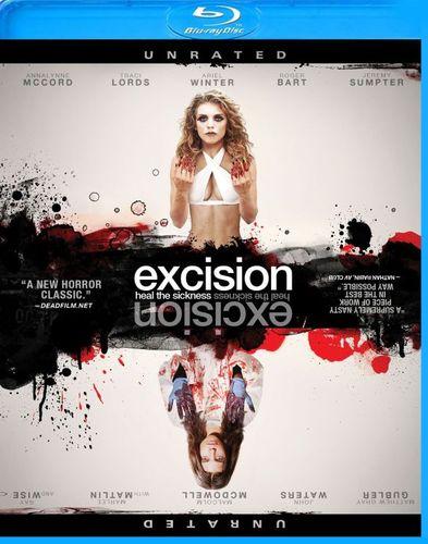 Excision [Blu-ray] [2012] 6673686