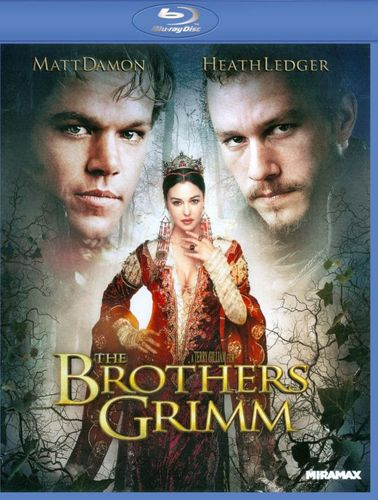 The Brothers Grimm [Blu-ray] [2005] 6683214