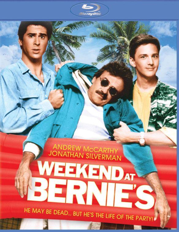 Weekend at Bernie's [Blu-ray] [1989] 6685203