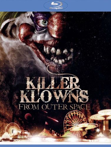 Killer Klowns from Outer Space [Blu-ray] [1988] 6693094
