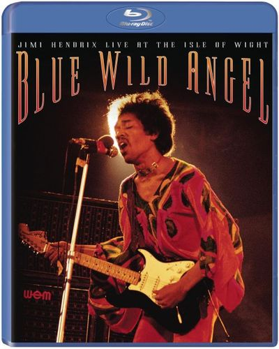 Blue Wild Angel: Jimi Hendrix Live At the Isle of Wight [Blu-Ray] [Blu-Ray Disc] 6696037