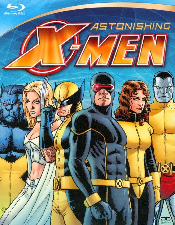Astonishing X-Men Collection [2 Discs] [Blu-ray] 6697585