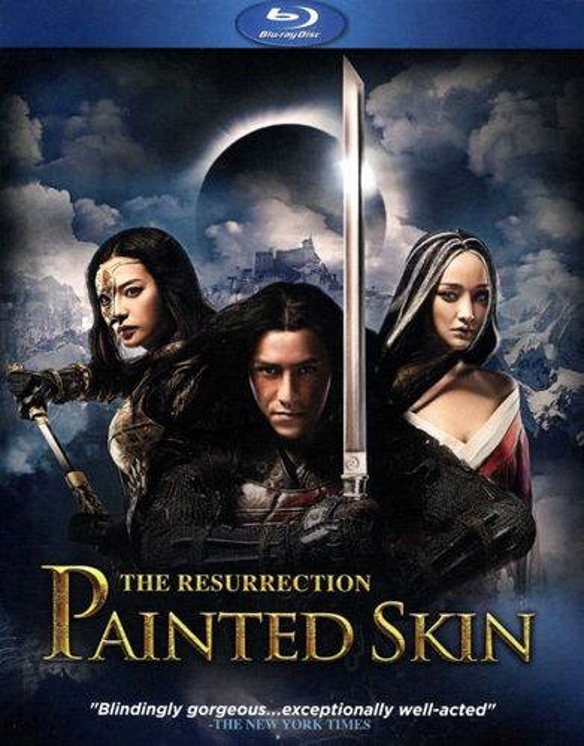 Painted Skin: The Resurrection [Blu-ray] [2012] 6697891
