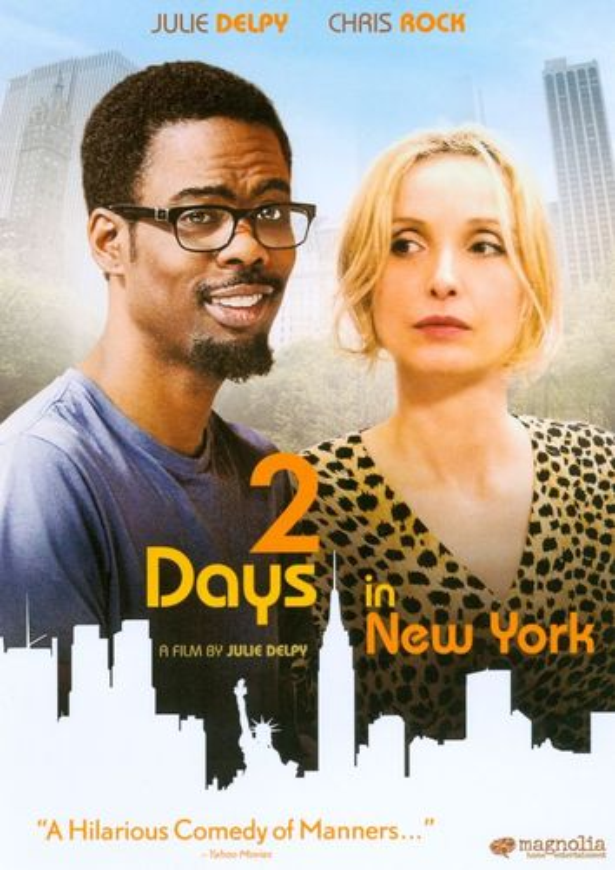 2 Days in New York [DVD] [2011] 6697937