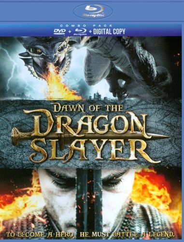 Dawn of the Dragon Slayer [Includes Digital Copy] [Blu-ray/DVD] [2011] 6697991