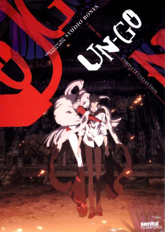 Un-Go: Complete Collection [3 Discs] [DVD] 6698099