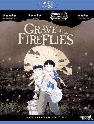 Grave of the Fireflies [Blu-ray] [1988] 6698105
