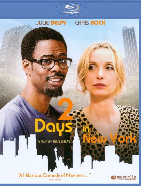 2 Days in New York [Blu-ray] [2011] 6698114
