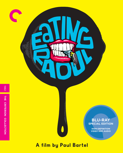 Eating Raoul [Criterion Collection] [Blu-ray] [1982] 6699662
