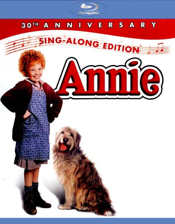 Annie [Blu-ray] [Includes Digital Copy] [UltraViolet] [1981] 6699671