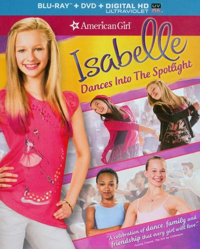 American Girl: Isabelle Dances into the Spotlight [Blu-ray] [2014] 6712026