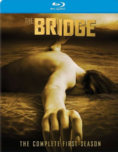 The Bridge: The Complete First Season [3 Discs] [Blu-ray] 6714015