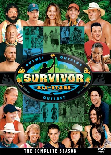 Survivor All-Stars: The Complete Season [DVD]