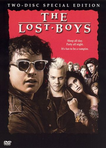 The Lost Boys [WS] [Special Edition] [2 Discs] [DVD] [1987] 6723094