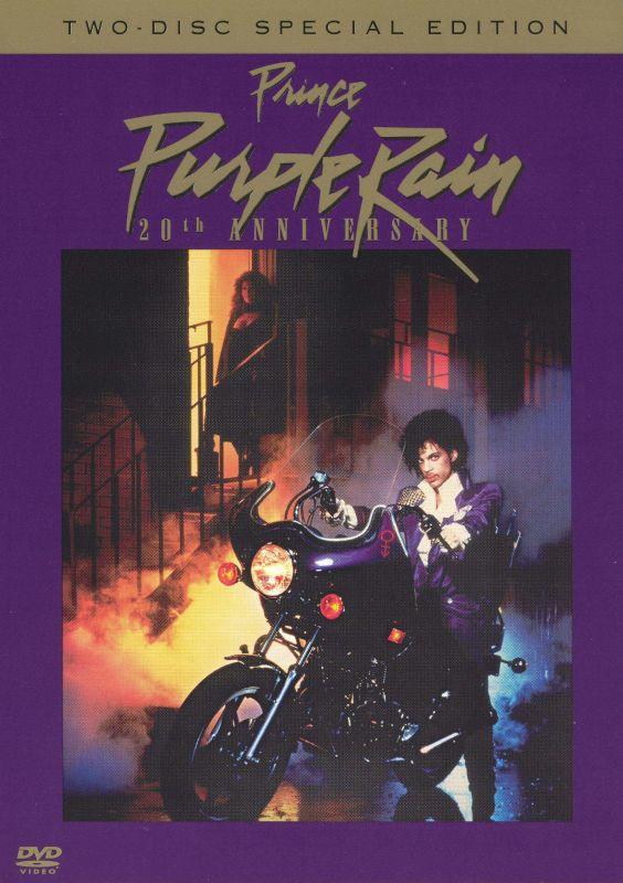 Purple Rain [20th Anniversary Special Edition] [2 Discs] [DVD] [1984] 6723101