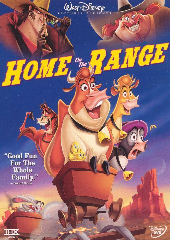 Home on the Range [DVD] [2004] 6723478