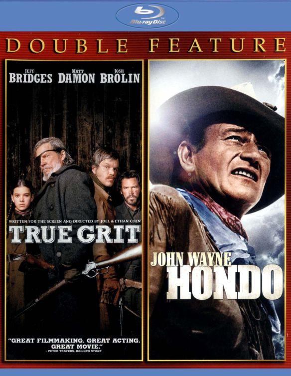 True Grit/Hondo [2 Discs] [Blu-ray] 6727201