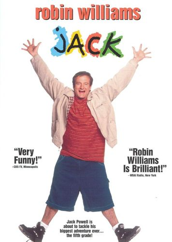 Jack [DVD] [1996] 6736026