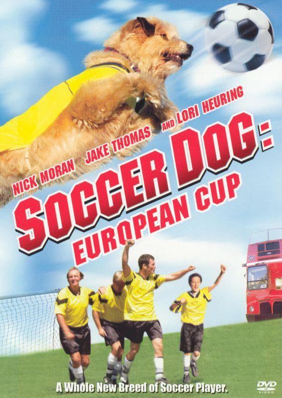Soccer Dog: European Cup [DVD] [2004] 6742457
