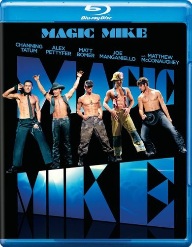 Magic Mike [2 Discs] [Includes Digital Copy] [UltraViolet] [Blu-ray/DVD] [2012] 6747429