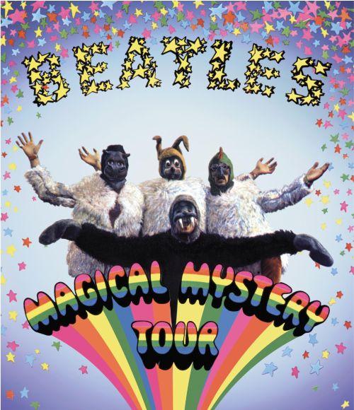 Magical Mystery Tour [Blu-Ray] [Blu-Ray Disc] 6747787