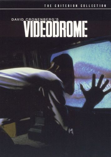Videodrome [Special Edition] [Criterion Collection] [2 Discs] [DVD] [1982] 6748576