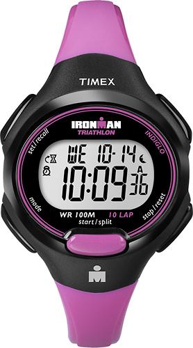 Timex Ironman Runner's Watch Pink T5K525E4