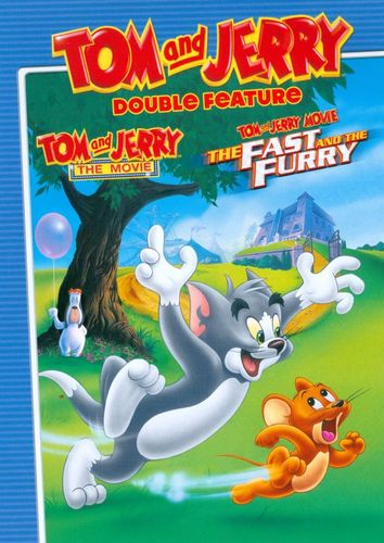 Tom and Jerry: The Movie/Tom and Jerry: The Fast and the Furry [2 Discs] [DVD] 6750178