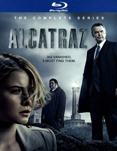 Alcatraz: The Complete Series [2 Discs] [Includes Digital Copy] [UltraViolet] [Blu-ray] 6750405