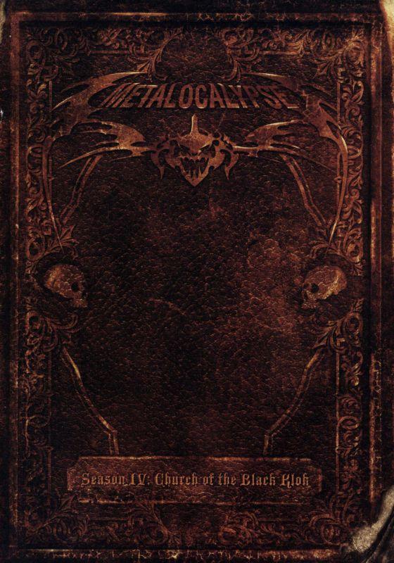 Metalocalypse: Season Four [2 Discs] [DVD] 6750511