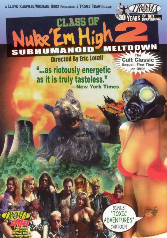 Class of Nuke 'Em High 2: Subhumanoid Meltdown [DVD] [1991] 6761257