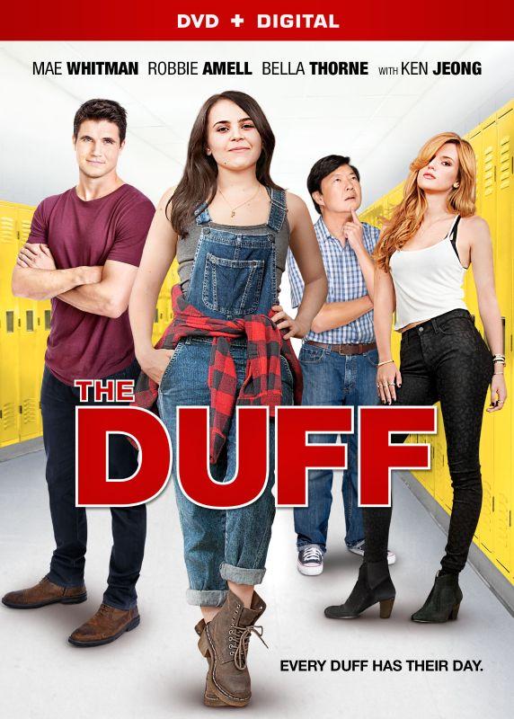 The DUFF [DVD] [2015] 6761434