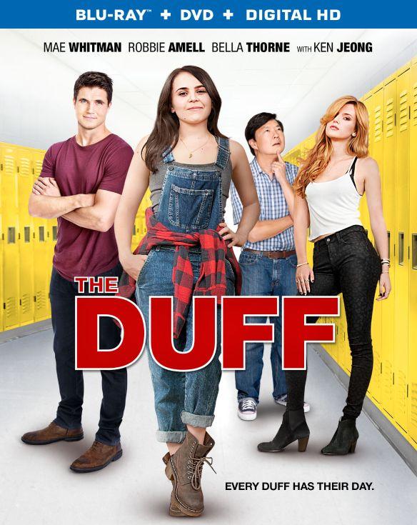 The DUFF [Blu-ray] [2015] 6761443